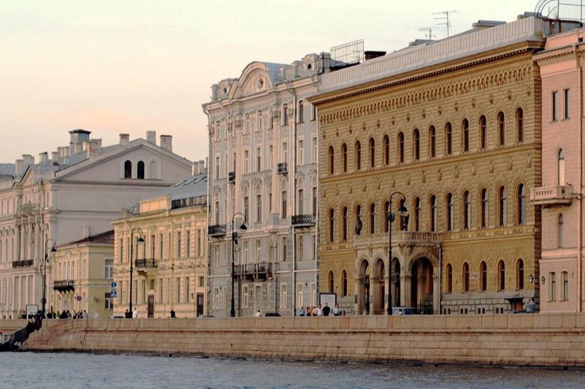 По левому берегу Невы, или Четыре дистанции архитектора Волкова. Часть 6