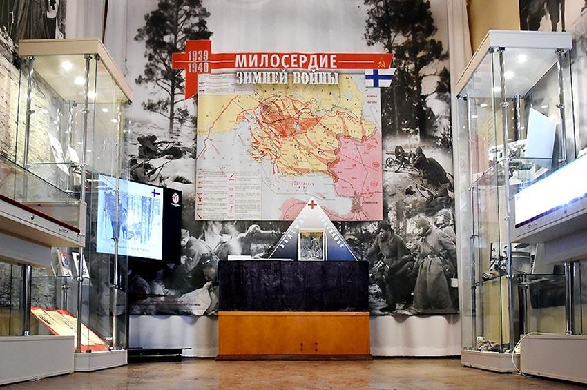 Афиша Военно-медицинского музея