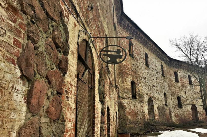 В Выборгском замке для посетителей откроют тайный подземный ход