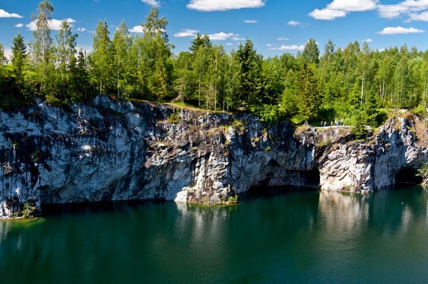 Сортавала - Рускеала: край завораживающей природы