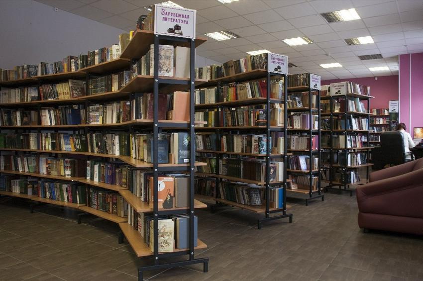 Афиша мероприятий библиотек Выборгского района