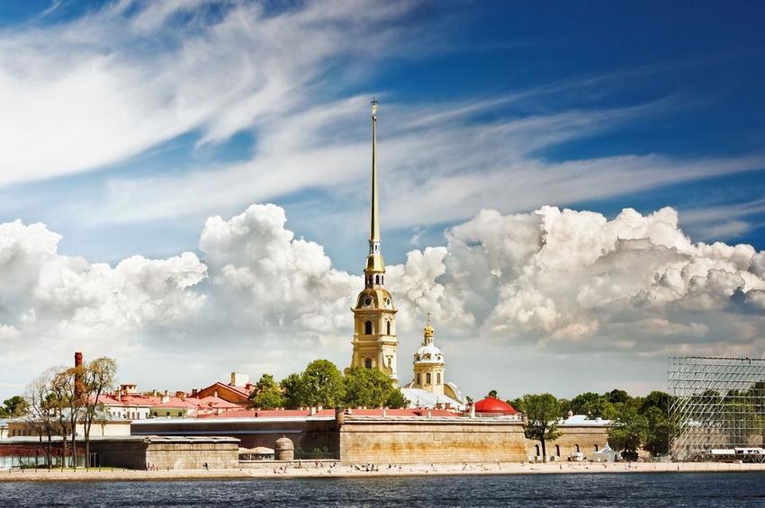 Необычные памятники Санкт-Петербурга