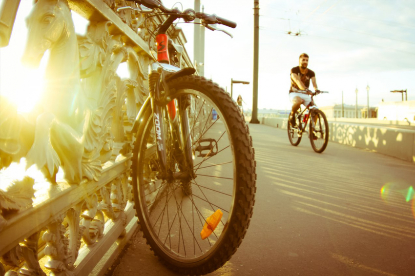 Большой велопарад пройдет в Санкт-Петербурге