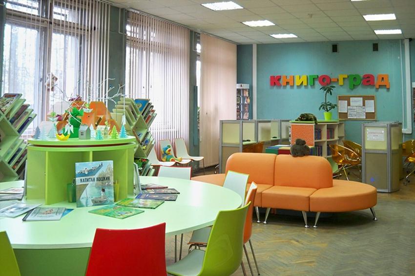 Афиша библиотек Кировского района