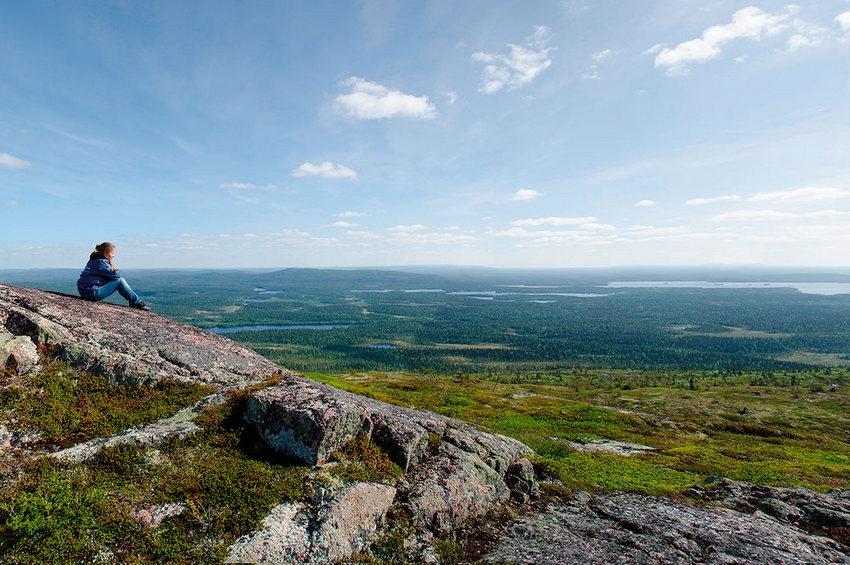 Национальные парки Северо-Запада
