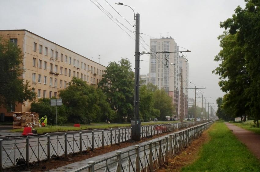 По проспекту Ветеранов. Часть 6