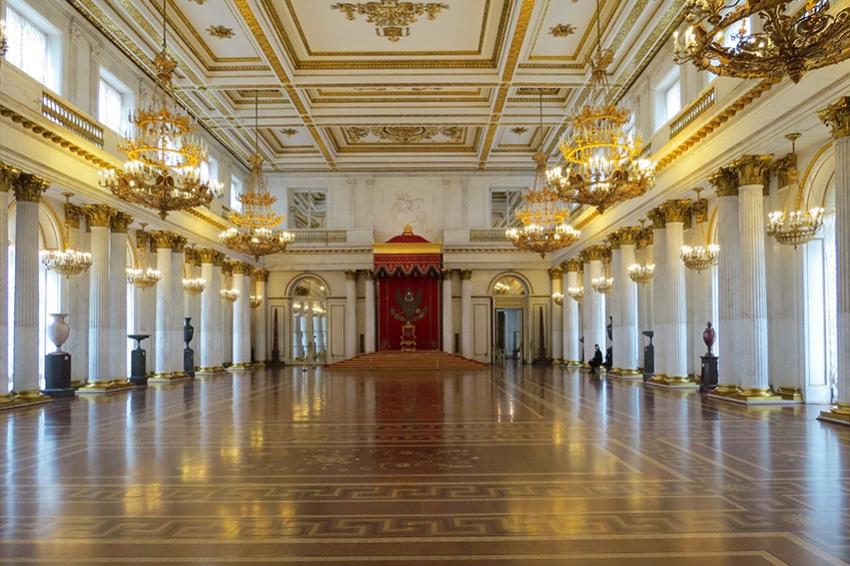 В Эрмитаже изменился день бесплатного посещения