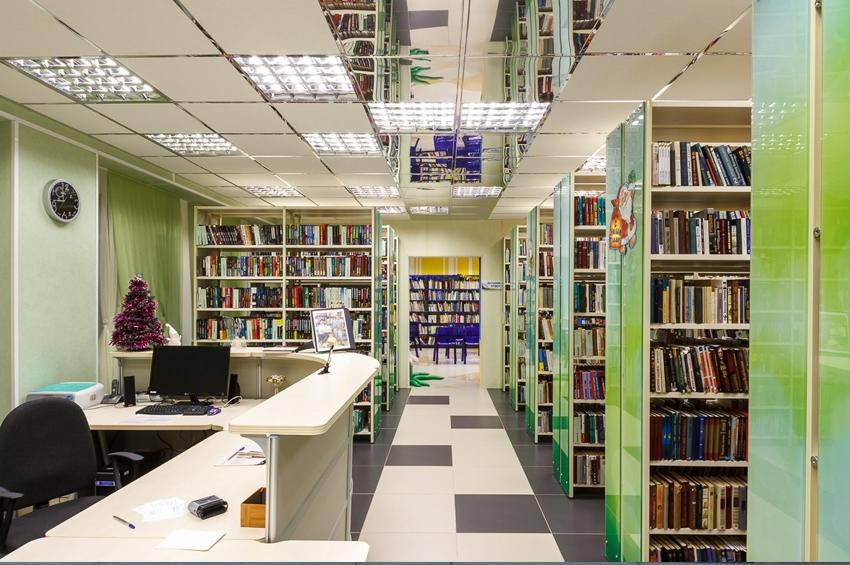 Афиша библиотек Красносельского района