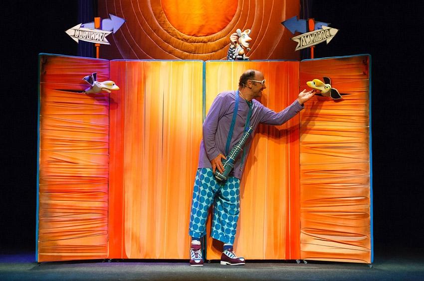 Кукольный театр сказки - афиша и анонсы спектаклей
